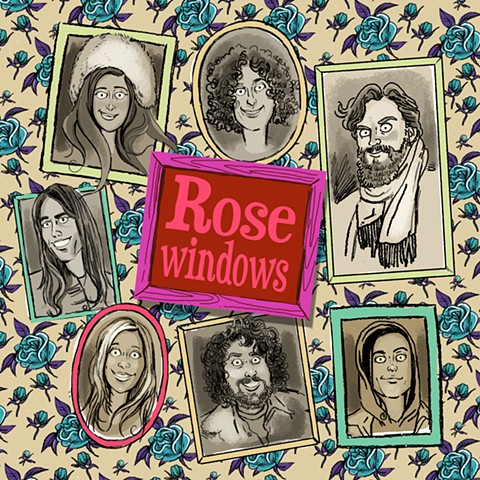 """Rose Windows"""