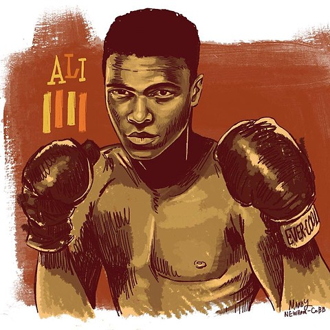 The Greatest, Ali