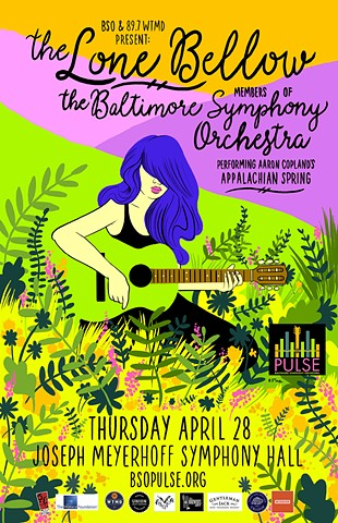 The Lone Bellow/ Baltimore Symphony Orchestra