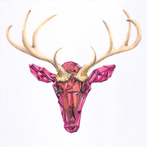 The Crystal Deer