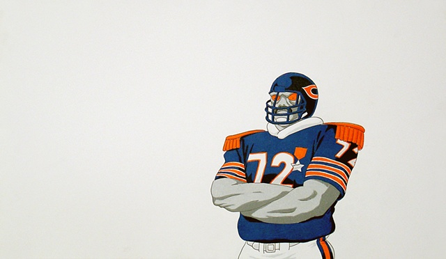 The Ghost of Refrigerator Perry