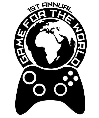 Game For The World Logo Design