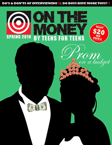 On The Money, Spring 2010, cover