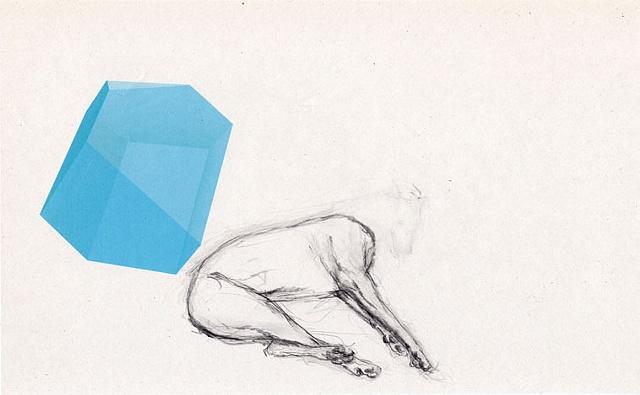 "dog melencholia durer drawing art crystal illustration ""jason lips"""