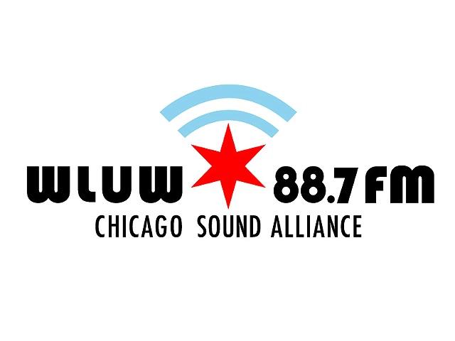 WLUW Logo Design