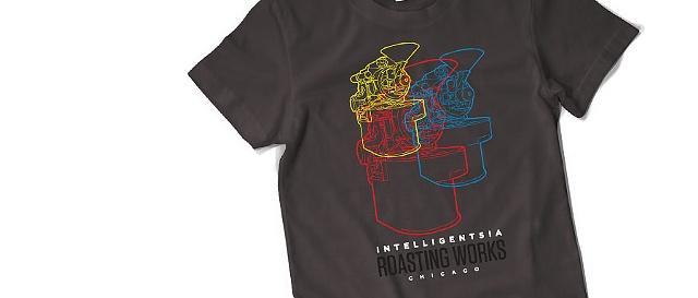 Intelligentsia Roasting Works Shirt Design