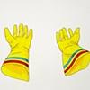 Blonde Stalin's Gloves