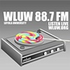 WLUW 88.7FM Spring Programming Poster