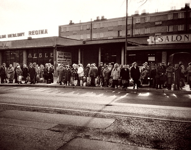 Line for a Bus, Tarnow, Poland