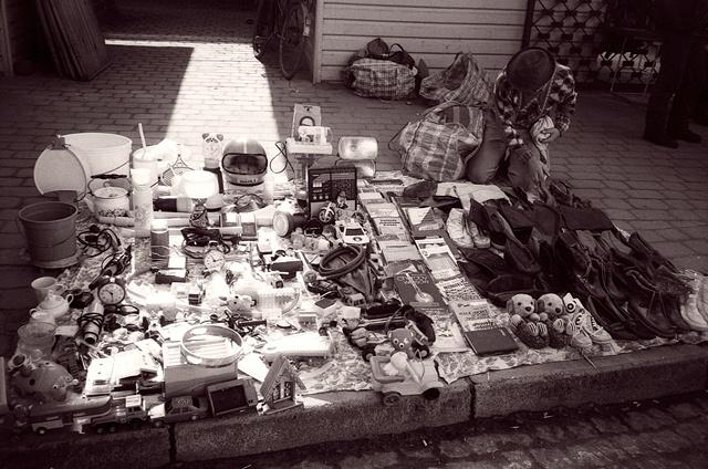 Street Vendor, Tarnow, Poland