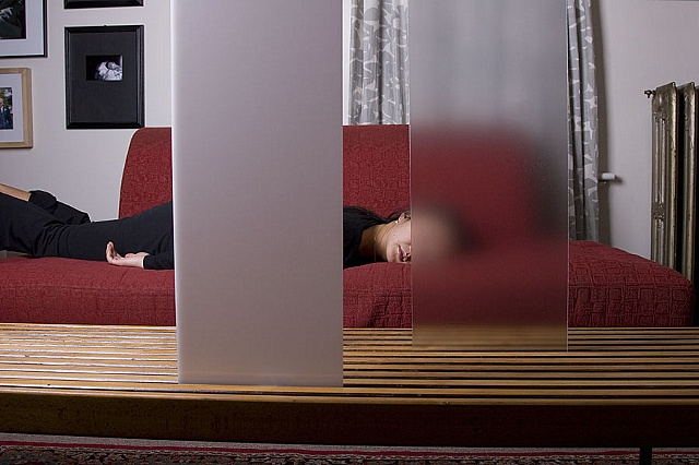 Red Sofa #101004