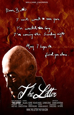 The Letter - Movie Poster