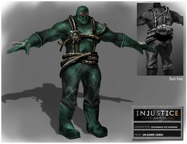 DLC SKIN: Containment Suit Doomsday