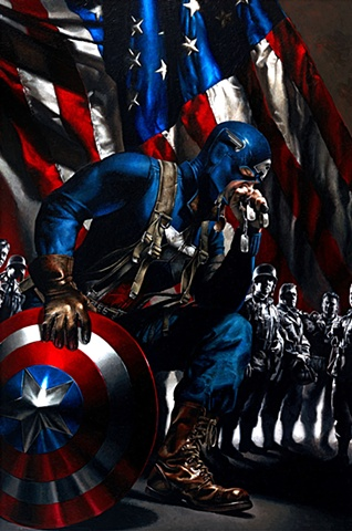 Captain America II - The Avenging Vow