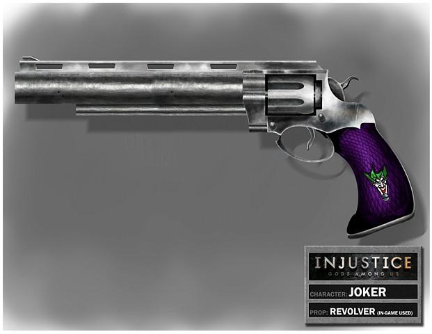 Joker's Revolver
