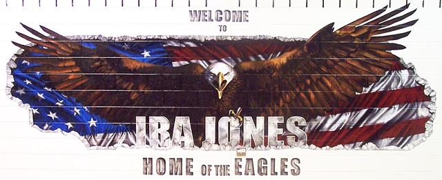 Ira Jones Mural 2