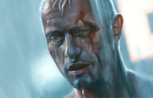 """. . . like tears in the rain."""