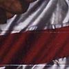 Ira Jones Mural 2 - Flag Detail: Stripes
