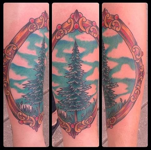 Tree Cameo