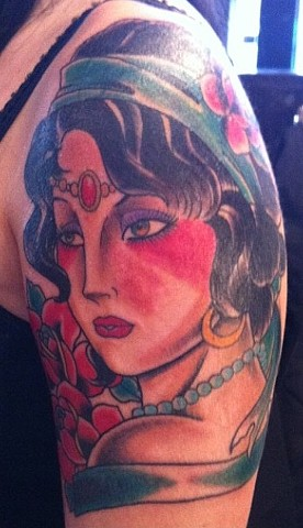 Gypsy Cover-up