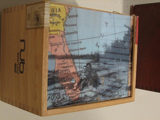 Cigar Box Light Box 14