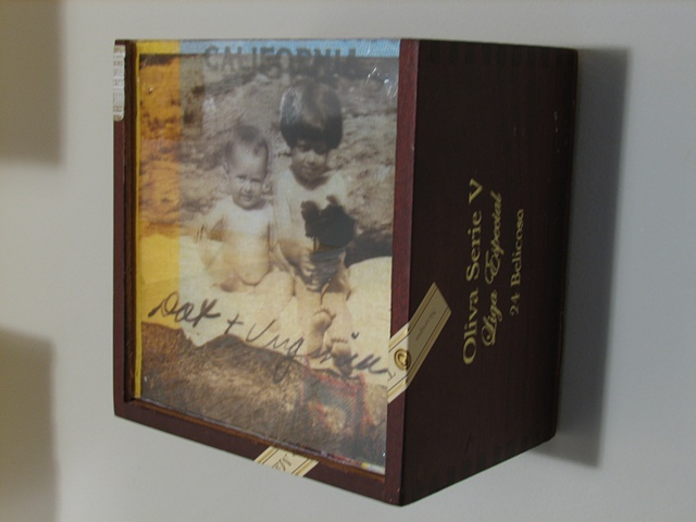 Cigar Box Light Box 11