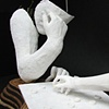 3-D Design, Plaster and the Human Form