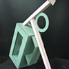 3-D Design, Recycled Cardboard Project