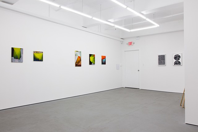 Installation view (photo © Carl Gunhouse/Transmitter)