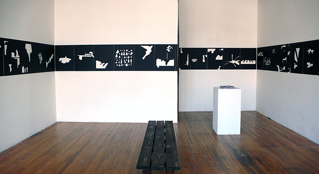 How Things Stand // Installation View