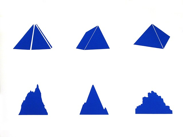 Similitude, (Pyramid Study)
