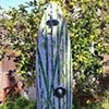 """""""Bamboo Reflections"""" Surfboard Shower Captiva Island, FL"""