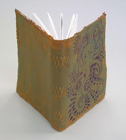 Art Book by Jennifer Weaver