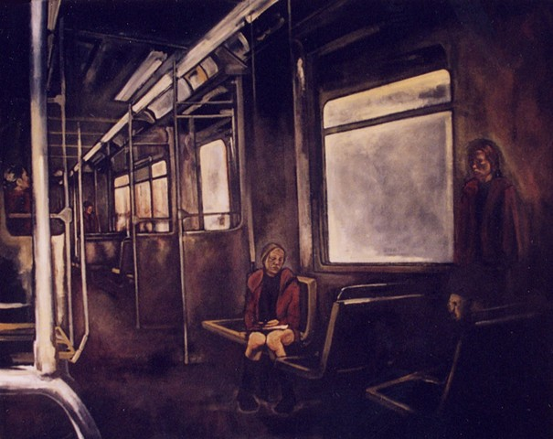 """Self Portrait, 2001"""