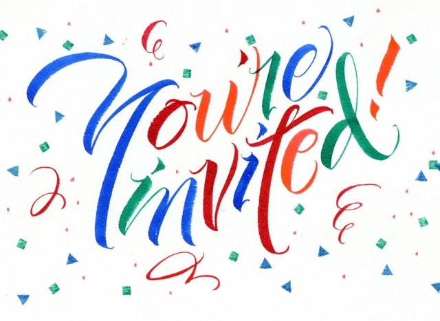 Invitation Clip Art was amazing invitations template