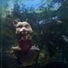 Keeper of Wayward Hearts from  Flying Fox sculpture by Joy Fox McGrew