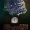 Oak Tree Two Seasons