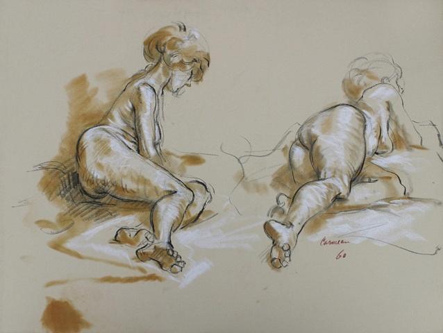 harry carmean life drawing