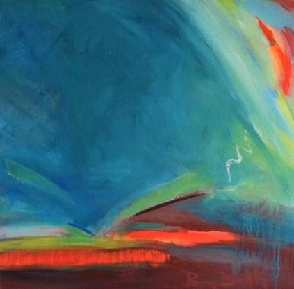 abstract, contemporary, painterly, gallery, original, acrylic,Brian Booth, B2,colorful,