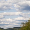 clouds over Connecticut River