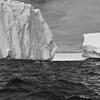 Antarctica 3 icebergs