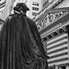 Washington at NYStock Exchange