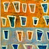 "Hifumi Ogawa ""Glasses Blue Orange"""