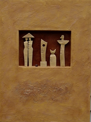 Totem Figure Series 2
