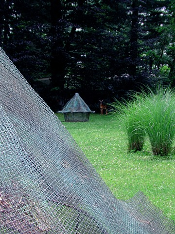 Sculpture, Site-Specific Installation, Bronze, Landscape, Nature