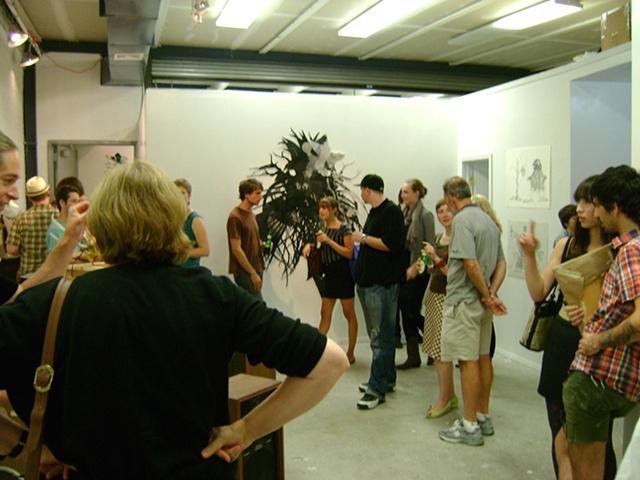 Under The Same Shadow, September 5 2009