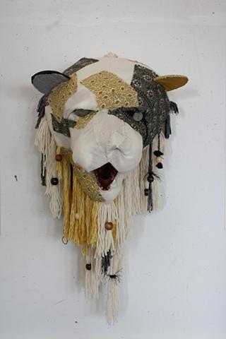Alex DeMaria Bear Head