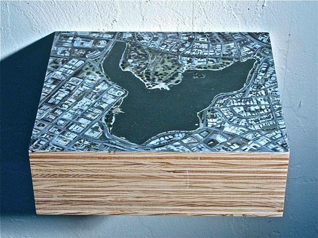 Joni Marie Theodorsen Proximity Piece: Lake Merritt