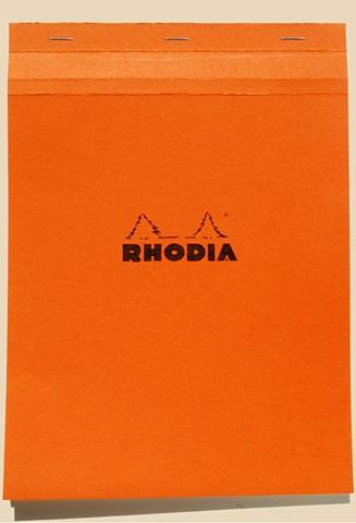 Sebastien Leclercq  Impirial Rhodia-brand graph pad