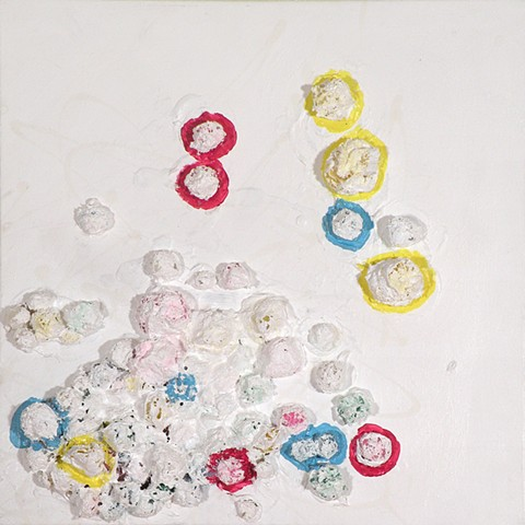 Medium Pom-Pom Painting